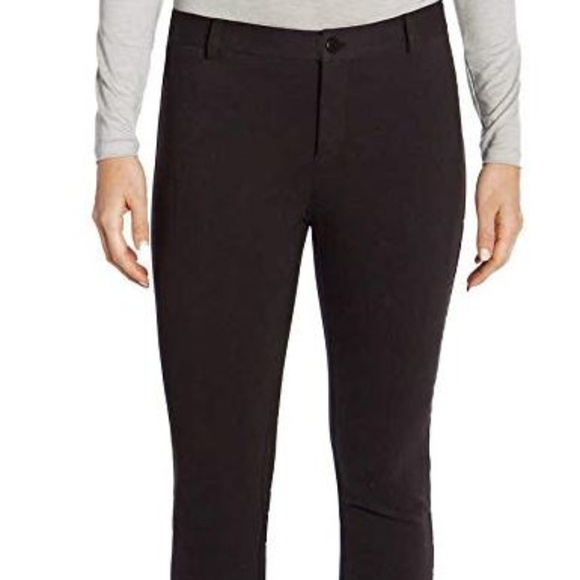 VARIETY NEW WOMEN/'S MARIO SERRANI HIGH COMPACT KNIT LEGGING PANT CAREER PANT